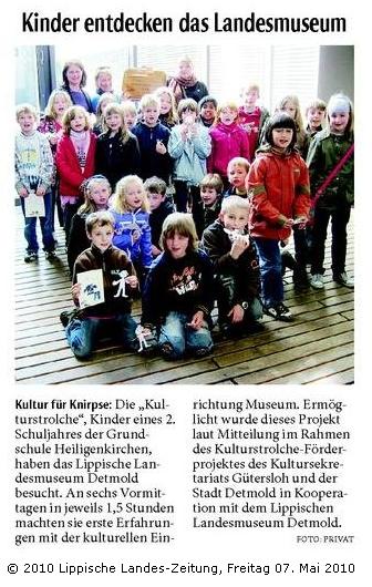 Kulturstrolche im Landesmuseum